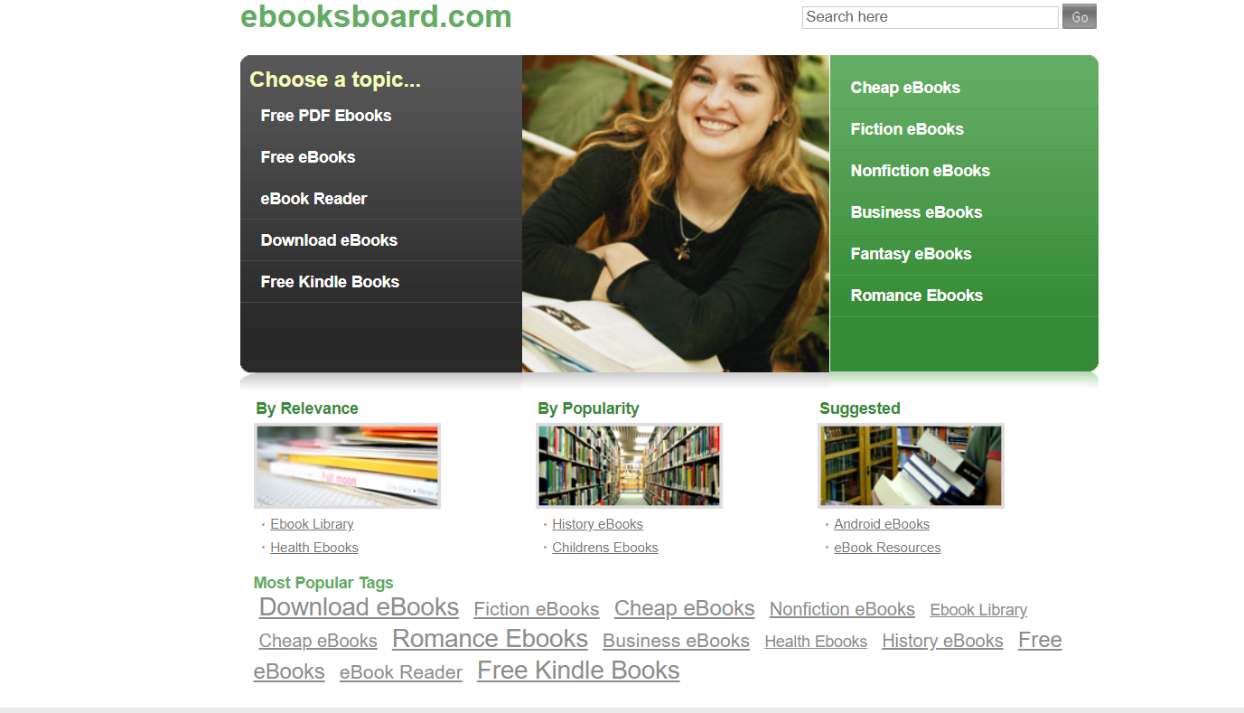 30 Best Websites To Download Free E-Books - Geeky Duck