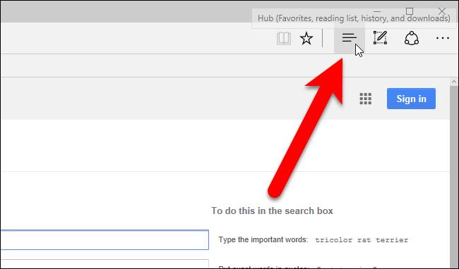 19a_clicking_hub_button