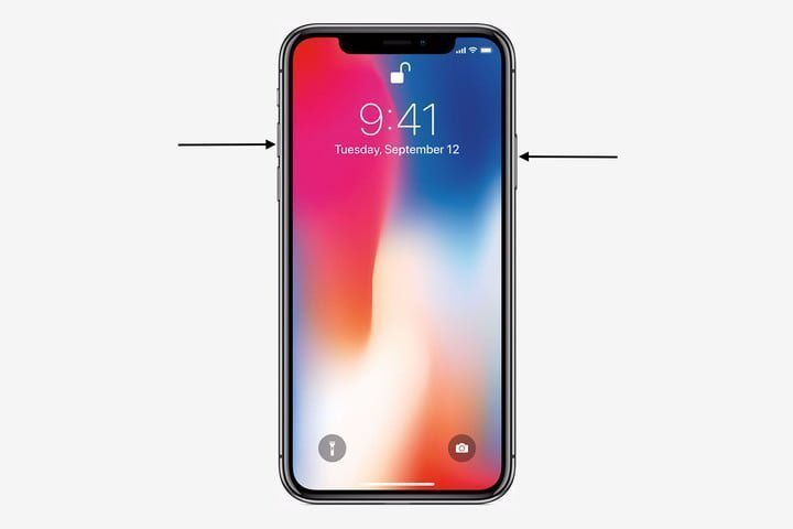 Here's how to take a screenshot on an iPhone X and new iPhone Models