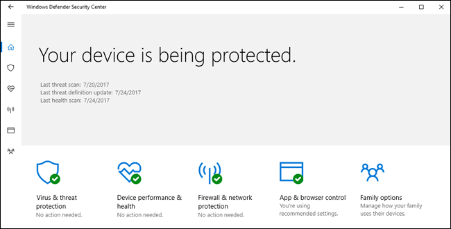 The Best Antivirus options for Windows 10 Is Windows Defender Good Enough